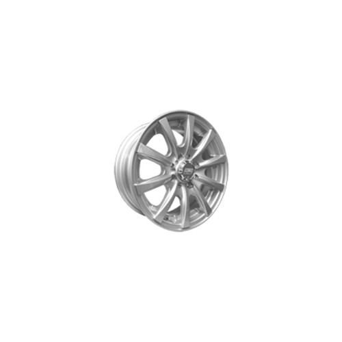 Автомобильные диски Nitro Y-3102 6x14/4x98 D58.6 ET35 Silver