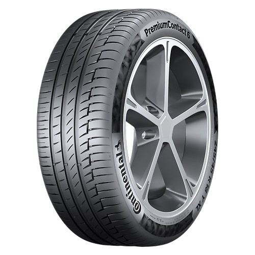 Автомобильная шина Continental PremiumContact 6 255/60 R17 106V