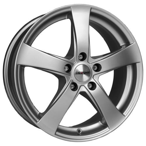 Колесный диск DEZENT RE 6.5x16/5x114.3 D60.1 ET40 Silver