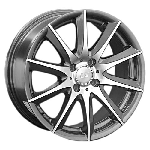 Диск LS Wheels LS286 7x17/5x114.3 D73.1 ET40 GMF