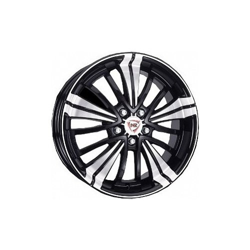 Диск NZ Wheels SH649 8x18/5x115 D70.3 ET45 BKF